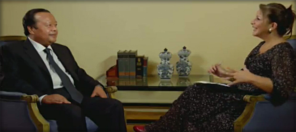 interview de prem rawat sur une tv p u00e9ruvienne